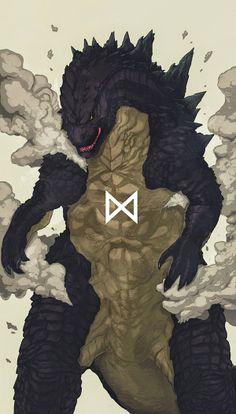 Awesome Robo!: The Art Of Godzilla - Japanese Fanart Edition