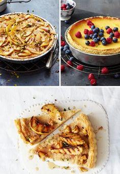 """Vegane Kuchen: 3 ganz besondere Rezepte - """"Ich werde immer wieder gefragt, wie man denn überhaupt ohne Eier, Milch und Butter backen kann"""", so Nicole Just, Autorin des Buches 'Vegan backen'. """"Ich antworte dann meistens: Probieren Sie's aus..."""
