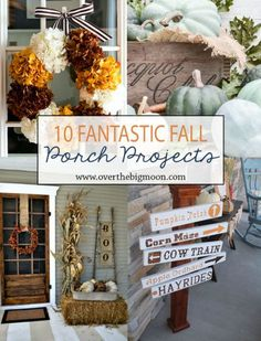10 Fantastic Fall Po
