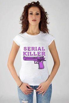 "T-shirt SNOB --- Primavera-Estate 2017  www.vitasnob.com . http://www.vitasnob.com/it/t-shirt/132-tshirtkillergirl.html ""THIS IS SNOB"" #snoblife  #amazing #abbigliamento #brand #cool #love #bastarda  #me #labellavita #rich #facciamomoda #goodlife #cute #girl #lifeissnob #verysnobpeople #newbrand #instagrammer #labellavita #moda #snob #semprealtop #solocosebelle #legittimadifesa#snobabbigliamento #tshirt #vipsnob #firstpost #luxury #beautiful#milano#moda"