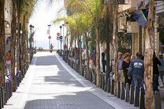 Calle España, Fuengirola.