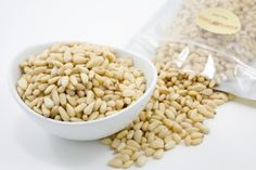 Pine nuts are rich in vitamin A, which is known to support sharper vision; vitamin d, which builds stronger bones; vitamin C, which boosts immunity; and contain pinoleic acide, which helps you feel fuller faster. This low carb snack is only $12.75 for a 8oz bag!