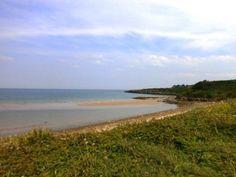 Lligwy Beach - Fabulous sandy beach close to Arlanfor