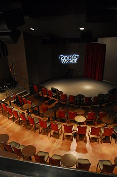 Comedy Works has been Denver's premier destination for the very best in stand-up comedy since Comedy Works, Greenwood Village, Stand Up Comedy, Showroom, Balcony, Fun Stuff, Club, Fun Things, Balconies