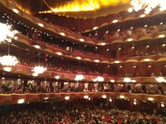 The Metropolitan Opera em New York, NY