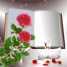 Enhance your photos with Kimi templates. Family Pictures On Wall, Bible Pictures, Flower Background Wallpaper, Flower Backgrounds, Creative Flower Arrangements, Book And Frame, Collage Book, Birthday Frames, Rose Images