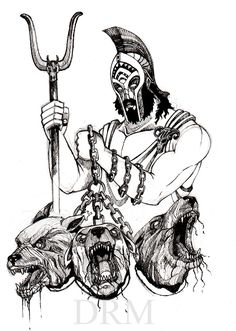 Hades: The Greek god of death and dead