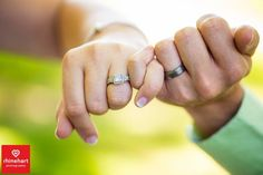 Thinking about your wedding rings? read this.