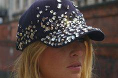 Gaudy Caps...ruin a perfectly good cap :/