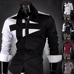 Finding the ideal long sleeve shirts best for casual use could be very difficult. Besides the fact that you could not settle for solid patterns, you also find it difficult to get clothing items that a