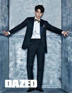 Nam Joo Hyuk - Dazed and Confused Magazine February Issue Lee Joon, Lee Sung Kyung, Jong Hyuk, Lee Jong Suk, Nam Joo Hyuk 2016, Asian Actors, Korean Actors, Baekhyun, Nam Joo Hyuk Wallpaper