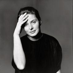 Ingrid Bergman   New York, 1961 Charm. Grace. Elegance. Beauty. Photograph by Richard Avedon   via depthofreality