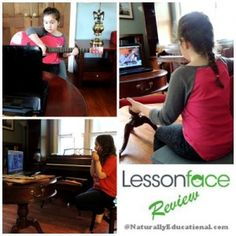 Lessonface Review: would online music lessons work for your family?