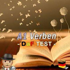 A1 Verben - 10 Fragen!