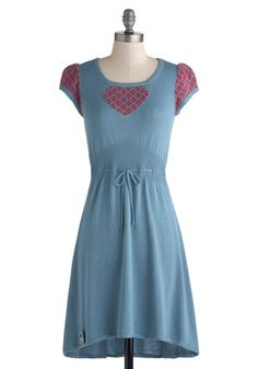 Fabled to Find Dress, #ModCloth So sweet!