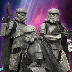 Dont mess with this guys #starwars #star #wars #stormtrooper #jedi #sith #blackseries #starwarsfan #yoda #art #r2d2 #hansolo #bobafett #lukeskywalker #geek #forcefriday #cosplay #darkside #chewbacca #starwarday #lightsaber #toys #theforce #instagood #kyloren #thelastjedi #c3po #clonetrooper #Clone #rogueone
