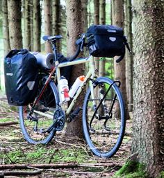 Backpacking, Camping, Bike Design, Touring, Survival, Bicycle, Outdoor, Voyage, Campsite