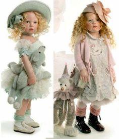 Куклы Hildegard Gunzel
