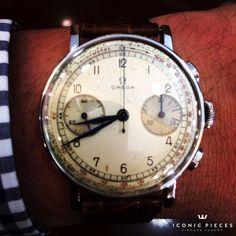 #omega #iconicpieces #omegavintage #chronograph #omegawatches #menwatches #watches #omega333 #wristshot #vintageomega