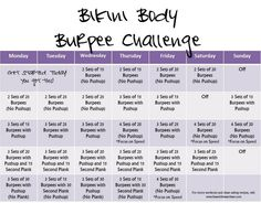Burpees! Hmm.. Might give this a shot!