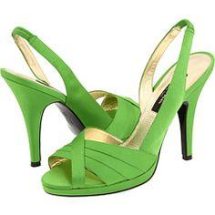 @ kathleen  green shoes