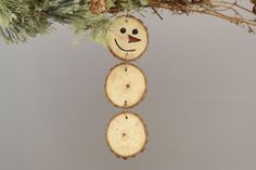 DIY Snowman Ornaments - Old Lake George
