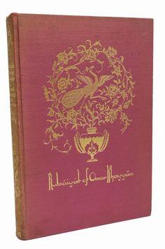 Rubaiyat of Omar Khayyam Edward Fitzgerald 1930 First and Fourth English Verse