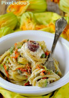 Macaroni Spaghetti, Spaghetti Vongole, Relleno, No Cook Meals, Soul Food, Pasta Recipes, Pasta Salad, Italian Recipes, Food And Drink