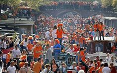 #Amsterdam: How to celebrate King's Day
