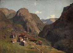 Adelsteen Normann - From Stalheim