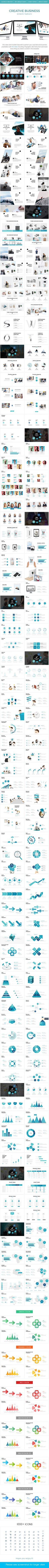 Creative Business Keynote Template - Keynote Templates Presentation Templates