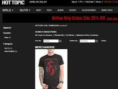 Shinedowns Nation: Check it out! Shinedown has a shirt in Hot Topic!