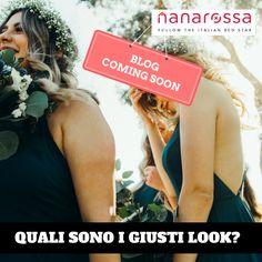 Il Blog di #nanarossa sta arrivando! Nella sezione dedicata agli outfit troverai il look per ogni occasione! #diccilatua Cosa vuoi sapere?