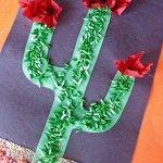 Sensory Cactus Craft