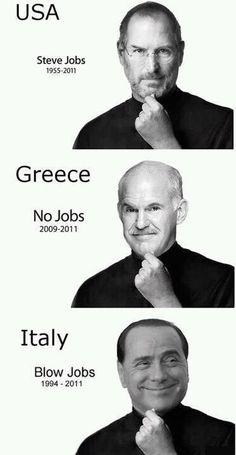 No more jobs!  jajaja