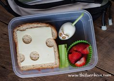 Lunch box mouse