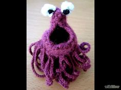 How to Crochet a Yip Yip Alien Amigurumi : 17 Steps (with Pictures) ~ Free Pattern