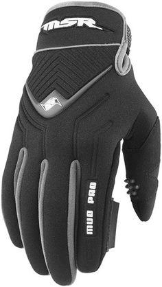 2015 MSR Mud Pro MX Dirt Bike Off-Road ATV Quad Gear Motocross Gloves