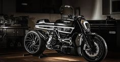 Ducati's Wildest Moto Gets A Dose Of Retro Cool From Belgium's Best Customizer