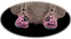 Pink cupcakes Fimo