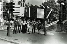 Grupa Tok, Serbian Art group, 1973