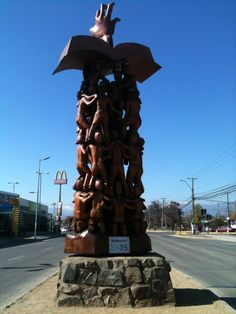 Rancagua en Libertador General Bernardo O'Higgins Country, Ideas, Norte, Santiago, Sculpture, Cute, Scenery, Places, Rural Area
