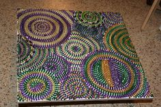 What to do with Mardi Gras beads!