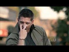 Supernatural - Dean does Eye of the Tiger. HAHA!