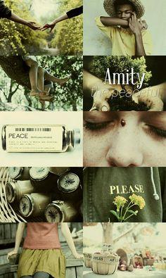 Amity aesthetics #divergent #insurgent #allegiant #factions