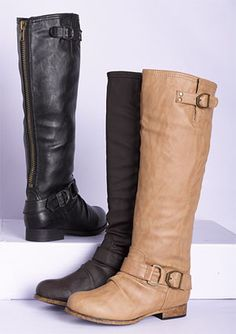 I love these boots!!
