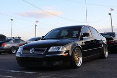 B5 Passat Slammed | The Stance, Stretch, Poke, Wide Wheels and Unsafe Thread. - Page 32