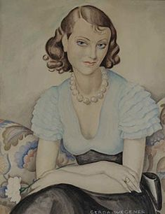 Gerda Wegener was a Danish fashion illustrator and painter of lesbian erotica in the She was married to Lili Elbe, one of the first-ever documented recipients of sex reassignment surgery. Gerda Wegener Paintings, Lili Elbe, Karl Hofer, Horst Janssen, Tamara Lempicka, Hans Thoma, Chaz Bono, Paula Modersohn Becker, Figurative Kunst