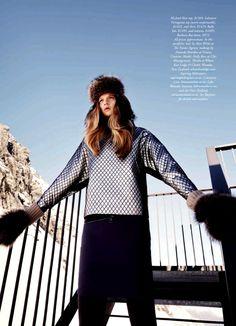 Harper's Bazaar Australia : Peak Condition