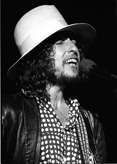 "Bob Dylan ""The last waltz"" Martin Scorsese 1978 documentary about The Band's last performance."